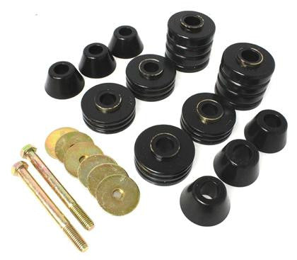 Daystar - Body Cab Mount Set - 73-80 Chevy/GMC 1500/2500 (KG04003) - EZ Wheeler