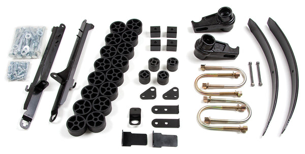 "Zone Offroad - 3.5"" Combo Lift Kit - 04-12 Colorado/Canyon (ZONC1355) - EZ Wheeler"