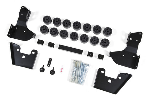 "Zone Offroad - 1-1/2"" Body Lift Kit - 14-15 Chevy/GMC Silverado/Sierra (ZONC9151) - EZ Wheeler"