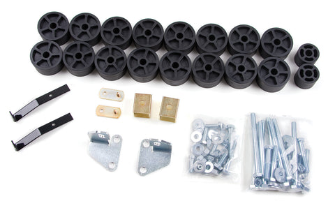 "Zone Offroad - 1-1/2"" Body Lift Kit - 99-02 Silverado/Sierra (ZONC9154) - EZ Wheeler"