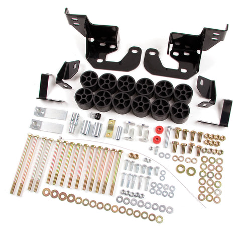 "Zone Offroad - 2"" Body Lift Kit - 02-09 Chevy/GMC Trailblazer/Envoy (ZONC9212) - EZ Wheeler"
