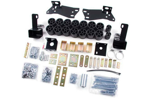 "Zone Offroad - 3"" Body Lift Kit - 06-07 Silverado/Sierra 1500 (ZONC9352) - EZ Wheeler"