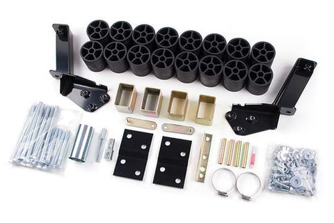 3' Zone Offroad Lift Kit for Truck