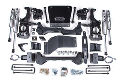 "2020 Chevy / GMC 1 Ton Pickup 4WD Fit 6.5"" High Clearance Lift Kit"