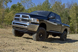 "Zone Offroad - 4"" Suspension System Lift Kit- 13-14 Ram 3500 GAS (D64) - EZ Wheeler"