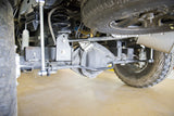 "Zone Offroad - 4.5"" Radius Arm Suspension System - 14-17 Ram 2500 DIESEL (D55) - EZ Wheeler"