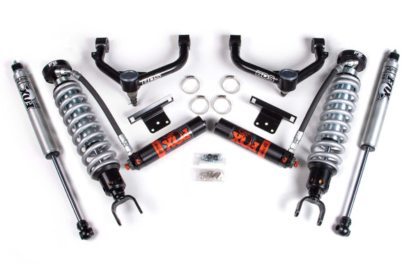 "2"" Performance Coilover Lift Kit (1664F) FITS 2019-2020 Dodge / Ram 1500 Pickup w/o Air-Ride"