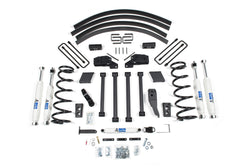 "BDS Suspension - 5"" Suspension Lift Kit - 94-99 Dodge 1500 - EZ Wheeler"