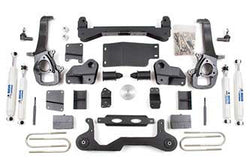 "BDS Suspension - 6"" Suspension Lift Kit - 02-05 Dodge 1500 - EZ Wheeler"