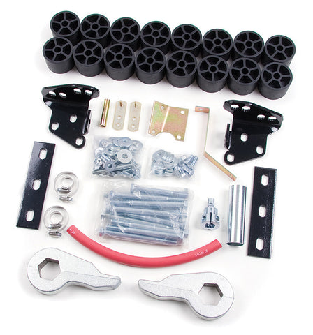 "Zone Offroad - 4"" Combo Lift Kit - 97-03 Ford F150 (ZONF1400) - EZ Wheeler"