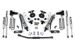 "BDS Suspension - 2.5"" Coil-Over Conversion Suspension Lift Kit - 11-16 Ford F250/F350 (1510F) - EZ Wheeler"