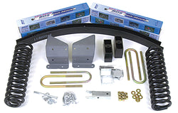 "BDS Suspension - 4"" Suspension Lift Kit - 78-79 Ford Bronco 4WD - EZ Wheeler"