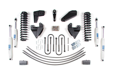 "BDS Suspension - 4"" Suspension Lift Kit - Ford Bronco 4WD - EZ Wheeler"