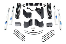 "6"" Suspension Lift Kit - 1983-1997 Ford Ranger/Bronco II 4wd (518H) - EZ Wheeler"