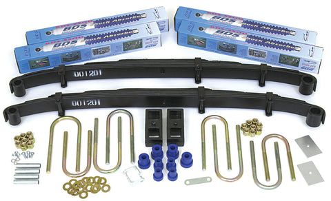 "BDS Suspension - 2-1/2"" Suspension Lift Kit - 73-76 Chevy/GMC - EZ Wheeler"