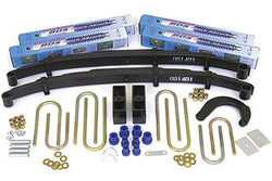 BDS Suspension - Lift Kit - 73-76 1/2ton PU/Blaz/Jim 4/4 Block & AAL - EZ Wheeler