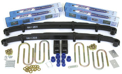 "BDS Suspension - 4"" Suspension Lift Kit - 73-76 Chevy/GMC - EZ Wheeler"