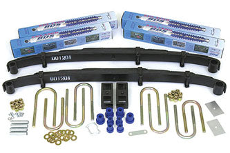BDS Suspension - Lift Kit - 88-91 3/4 ton Blaz/Jim/Sub 2.5/2 Block - EZ Wheeler