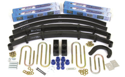 BDS Suspension - Lift Kit - 73-76 3/4 ton PU/Blaz/Jim 6/6 Block& AAL - EZ Wheeler