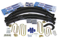 BDS Suspension - Lift Kit - 73-76 3/4 ton PU/Blaz/Jim 8/8 Springs - EZ Wheeler