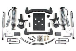 "BDS Suspension - 6"" Coil-Over Suspension Lift Kit - 07-13 Chevy/GMC 1500 2WD"