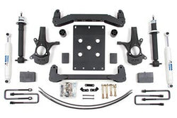 "BDS Suspension - 6"" Suspension Lift Kit - 07-13 Chevy/GMC 1500 2WD"