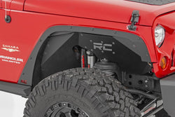 Rough Country - Jeep Front & Rear Fender Delete Kit (07-18 Wrangler JK)(10538)
