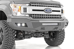 Rough Country - Ford Heavy-Duty Front LED Bumper (18-19 F-150)(10776)