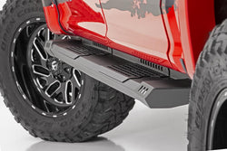 Rough Country - Chevy HD2 Running Boards (2019 GM 1500 | Crew Cab)(SRB01900)