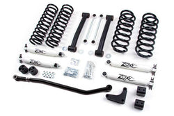 "Zone Offroad - 4"" Suspension System Lift Kit - 99-04 Jeep Grand Cherokee WJ (J17N) - EZ Wheeler"