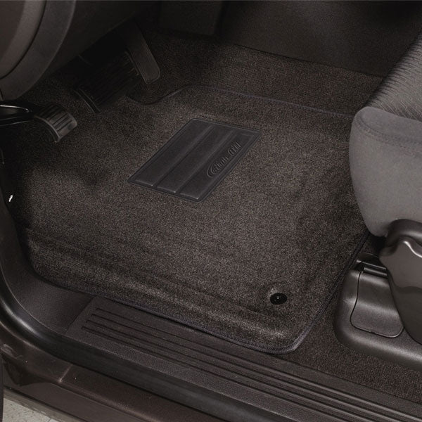 Lund Nifty 2 piece truck carpet floor mats liners ford F-150 97-03 Charcoal (602143) - EZ Wheeler