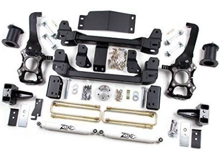 2014 Ford F150 6in Suspension System