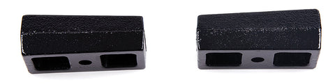 "Zone Offroad - Lift Blocks 2"" 2.3 Degree 3/4"" Pin - EZ Wheeler"