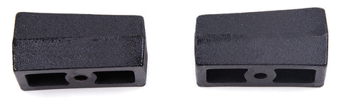 "Zone Offroad - Rear Lift Blocks 3"" 3.6 Degree 9/16"" Pin (U3030) - EZ Wheeler"