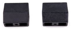 "Zone Offroad - Rear Lift Blocks 5"" Flat 9/16"" Pin (U3054) - EZ Wheeler"