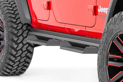 Rough Country - Jeep DS2 Drop Steps (18-19 Wrangler Unlimited JL | 4-Door)(SDS1874)