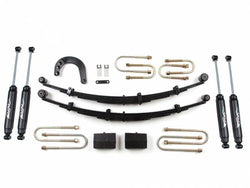 88-91 Chevy 3/4 Ton SUV 4in Susp. Kit