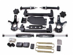07-13 GM K1500 4.5in Suspension System