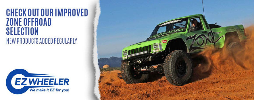 Zone Offroad Products - AllTruckShop