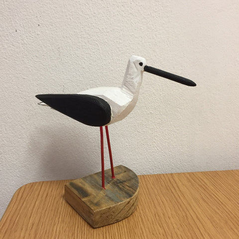 'Black Winged Stilt' - Daan Samuels