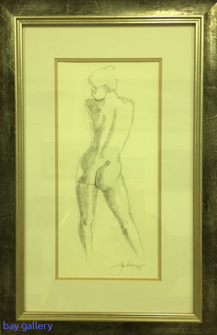 'Nude' - Jan Visser.