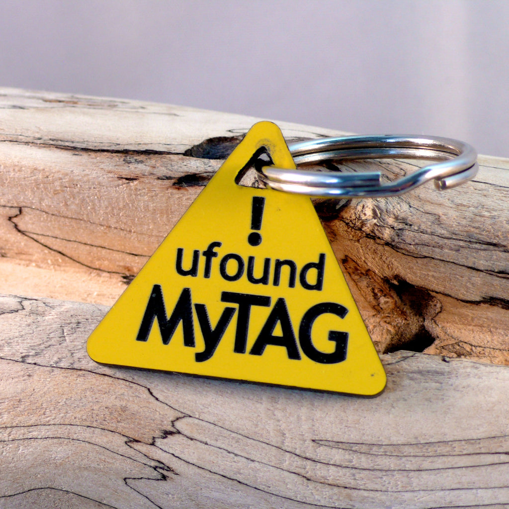 MyTAG Signature Pet ID Tag