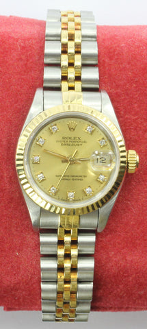 Rolex Oyster Perpetual 67193 Datejust Wrist Watch for Women
