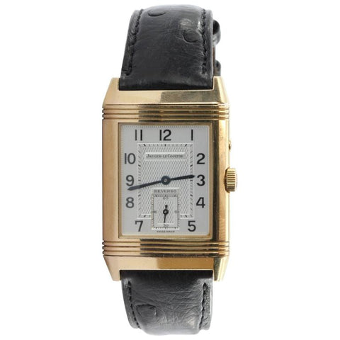 Jaeger LeCoultre Reverso Grande Taille 18K Pink Gold Day/Night Watch 270.2.54