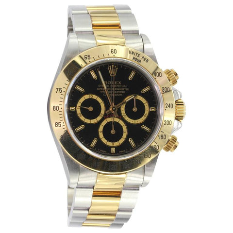 Rolex Oyster Perpetual Cosmograph Daytona 16523 Wrist Watch