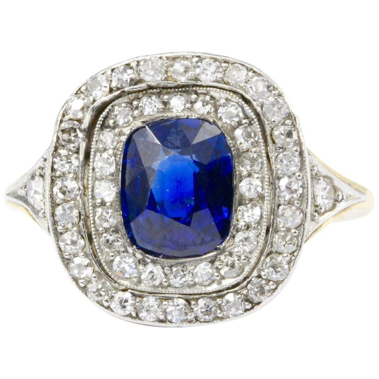 gold blue ring ceylon change no index gia white sapphire color yellow heat