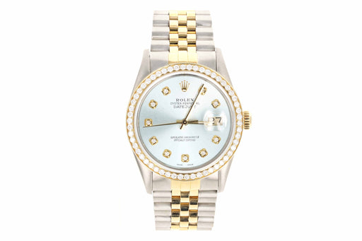 Rolex DateJust 16013 - Queen May