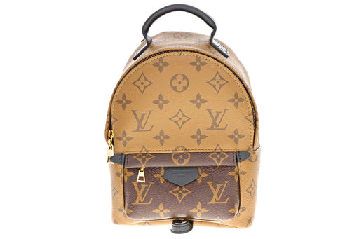 Louis Vuitton Mini Reverse Palm Springs Backpack - Queen May