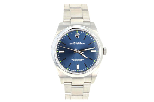 Rolex Oyster Perpetual 114300 - Queen May