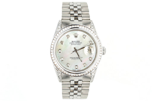 Rolex Datejust 16014 - Queen May